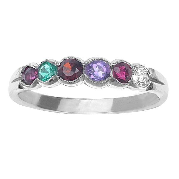 ***SOLD*** Antique style 'REGARD' ring -0