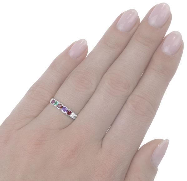 ***SOLD*** Antique style 'REGARD' ring -2581