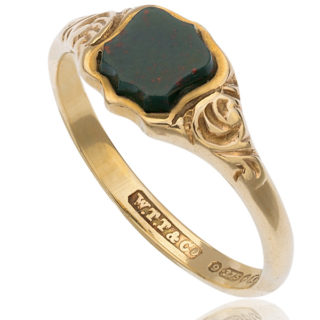 Antique Signet ring -0