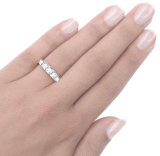 ***SOLD*** Original 1920s 5 stone Diamond ring -3407