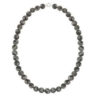 Night Moves... Long Onyx Necklace -0