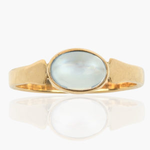 Edwardian Moonstone ring -3557