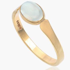 Edwardian Moonstone ring -0