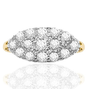 Superb... Antique Diamond ring -3736