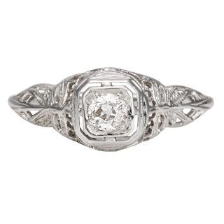 Boston Beauty ring