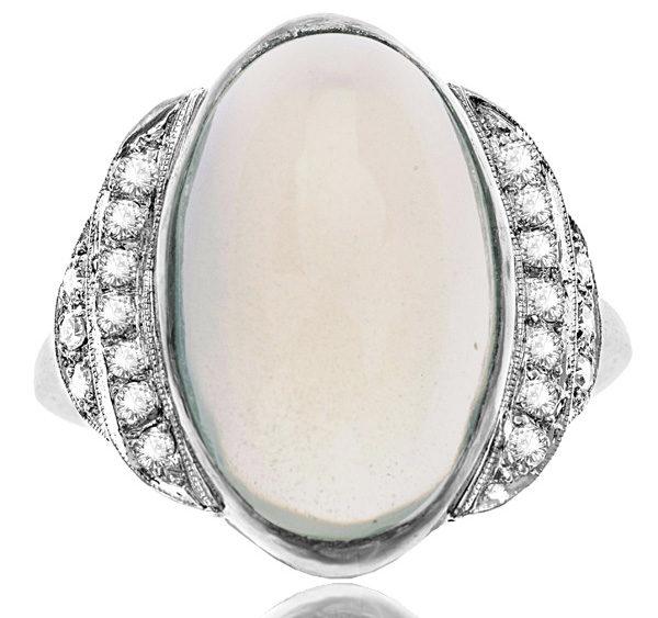 Antique Art Deco Rings Engagement Ring Melbourne Sydney
