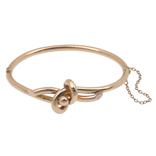 RoseGoldBangle