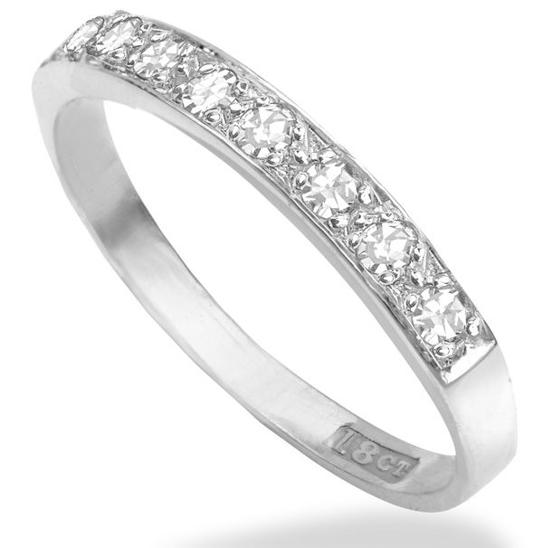 DiamondWedding band